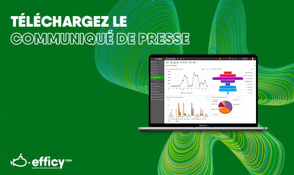 Fonds 1 million euros par Efficy