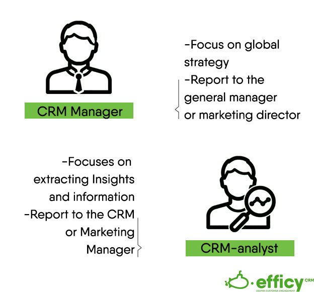 CRM Manager vs CRM Analyst