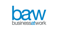 Baw Business at work logo