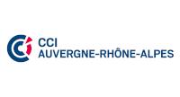 CCI Auvergne-Rhône-Alpes Logo
