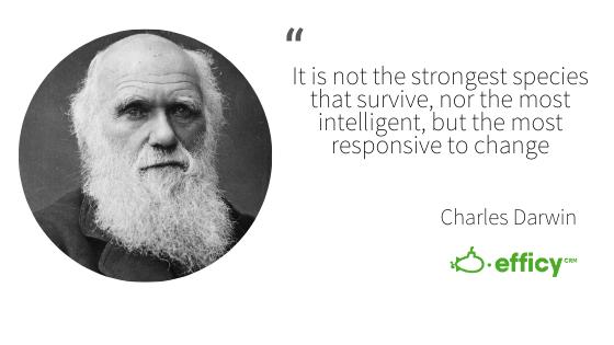 Charles Darwin Phrase