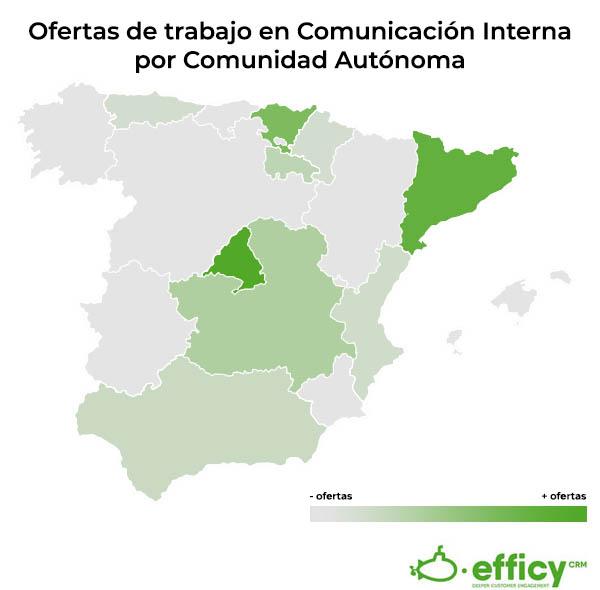 donde trabajar en comunicacion interna