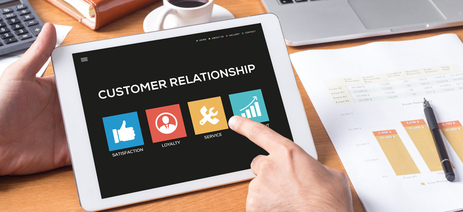 The main CRM application for your company | Efficy