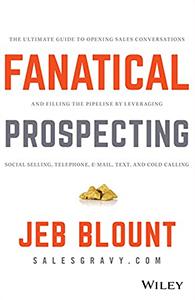 libros de ventas: fanatical prospecting