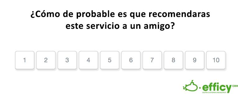 nps ejemplo