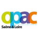 logo OPAC Saone et Loire