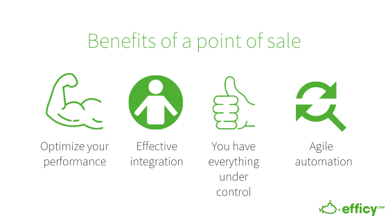Sales Point Benefits