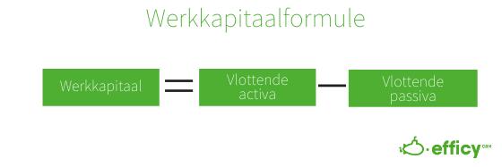 werkkapitaal formule