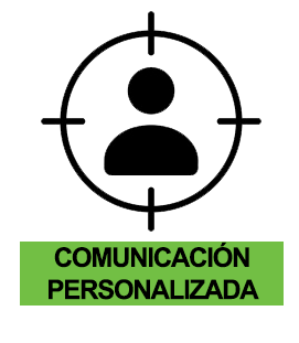 comunicacion personalizada