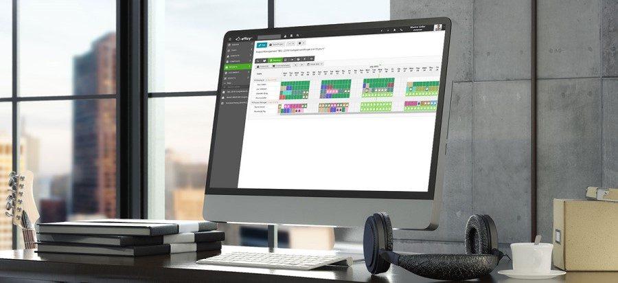 Webinar Efficy CRM Projectmodule