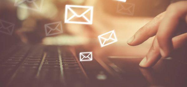 Emails de vente