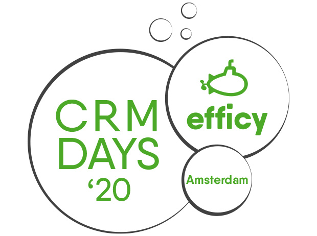 Efficy CRM Day Amsterdam