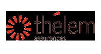 Thélem Assurance Logo