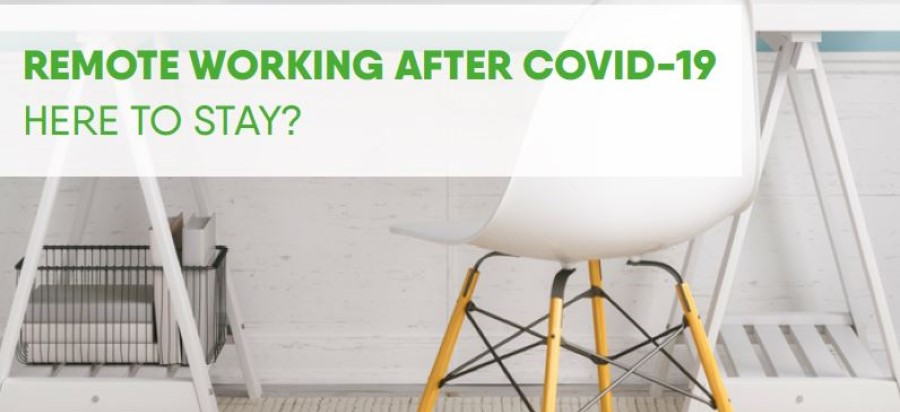 [WHITE PAPER] Remote working after COVID-19