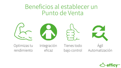 Sales Point Benefits - Beneficios Puntos de Venta