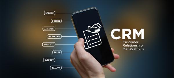 Webinar App mobile E-Deal CRM by Efficy