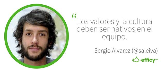 Sergio Álvarez frase