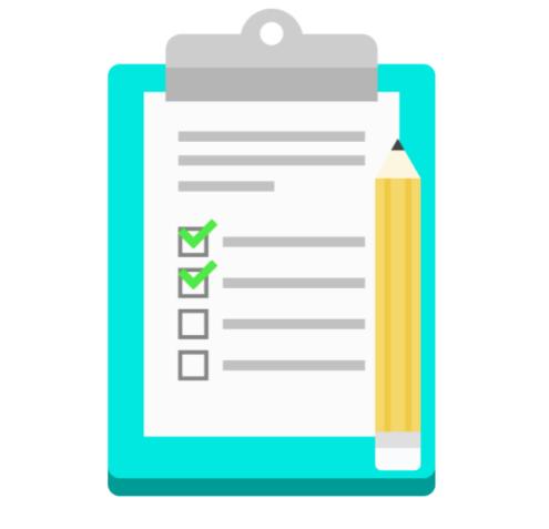 checklist equipo de ventas