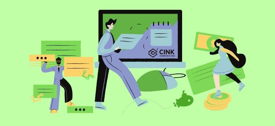 cink coworking efficy
