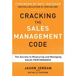 cracking the sales code