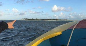 isla tesoro caribe