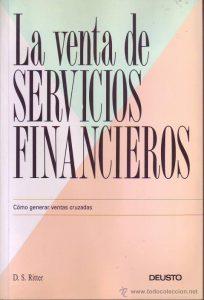 la venta de servicios financieros
