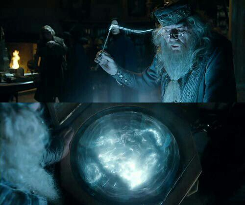 pensadero dumbledore