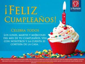 promocion cumpleaños
