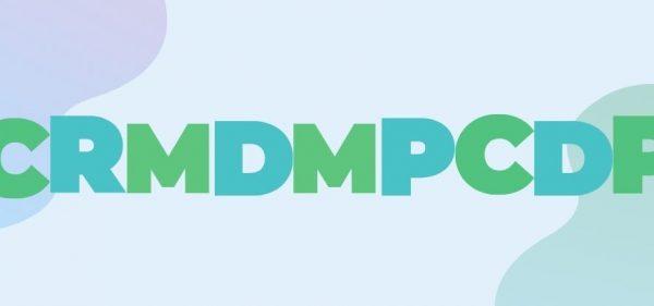 CRM DMP CDP Beneficios y Diferencias